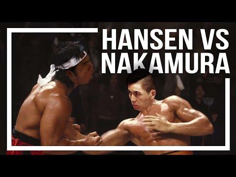 HANSEN VS NAKAMURA BLITZ MARATHON: BLOODSPORT