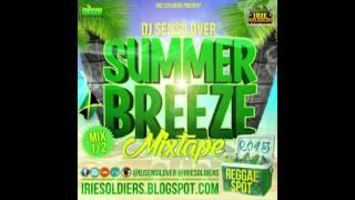 DJ Sensilover - Summer Breeze 1 Of 2 (Reggae Spot) (Mix CD 2015) {#dreamsound973}