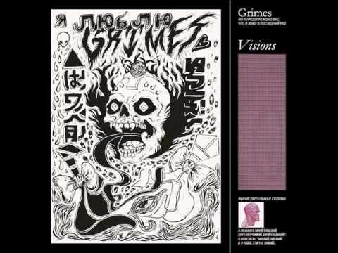 Grimes - Colour of moonlight (Antiochus) [feat. Doldrums] - YouTube.flv