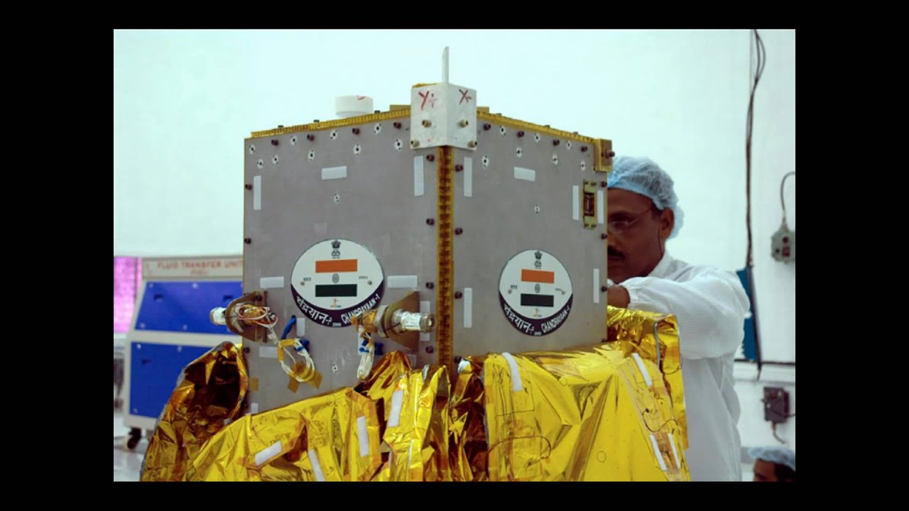 Moon Impact Probe (Chandrayaan...