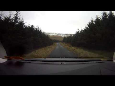 Scenic Drive: The Gleniff Horse Shoe, County Sligo, Ireland