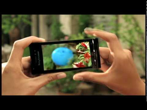 Celular Sony Ericsson Satio (oficial) en México