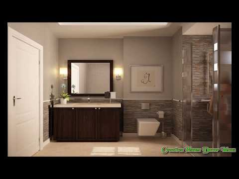 Great Paint Colors for Small Bathrooms