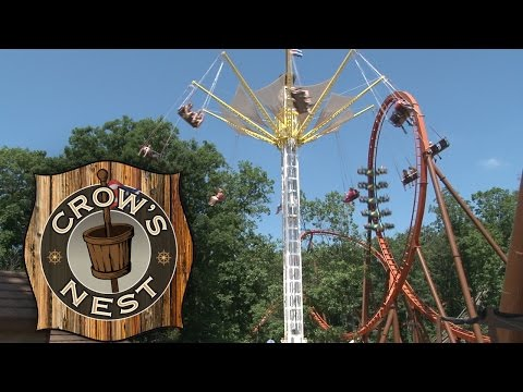 Crow's Nest at Holiday World & Splashin' Safari
