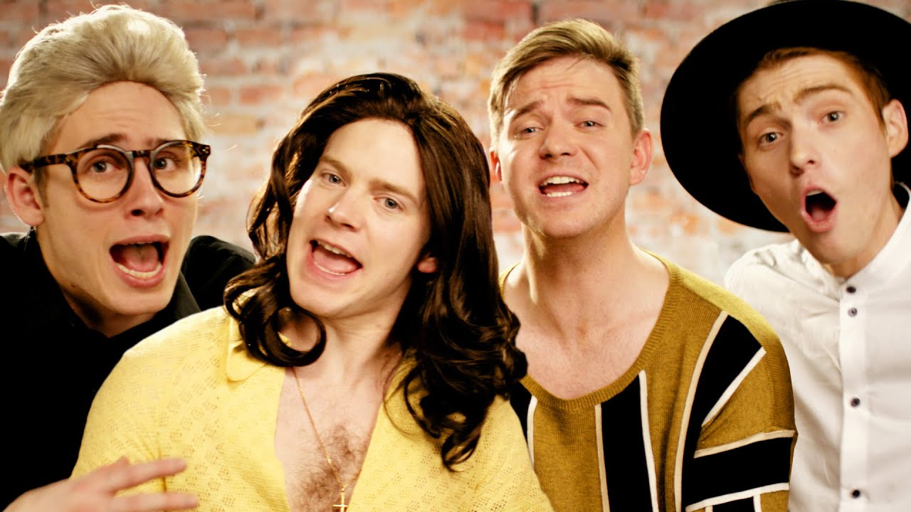 one direction history parody key of awesome 106