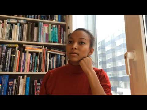 Theatre Café Webinar Series: Agate Øksendal Kaupang - Part 1 of 5