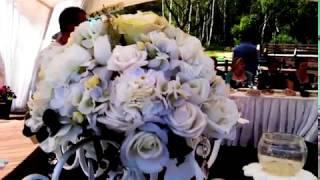 Свадьба в кино. Скрижали судьбы. Гости со стороны жениха. Свадебный стол.