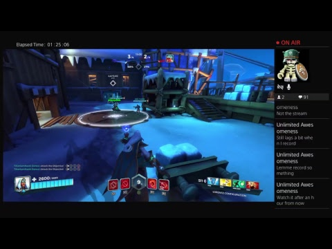 (Interactive Stream) Paladins Jenos Gameplay (New Character)