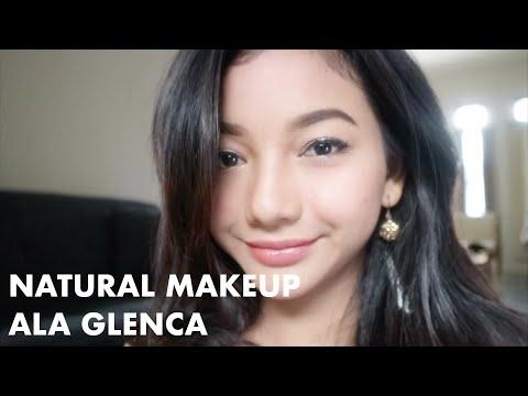 NATURAL MAKE UP || Glenca Chysara