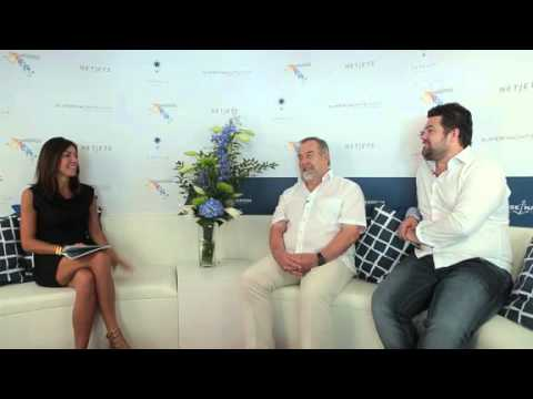 Interview with Frank and Bas Mulder of Mulder Design, Monaco Yacht Show 2015