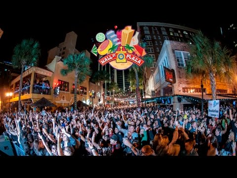 Wall St Plaza - The Best Venues in Downtown Orlando