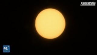 LIVE: Partial solar eclipse happens over Asia