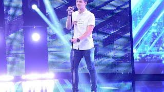 """John Legend - """"All of me"""". Vezi aici cum cântă Endy Glikman la X Factor"""