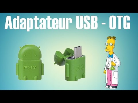 [Test'Lab] PNY USB Android OTG Adapter