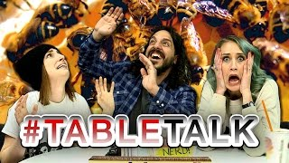 Mike Falzone's Firsts #TableTalk!