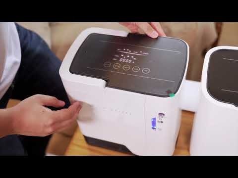 Download How to use the Oxygen Concentrator 1-7L