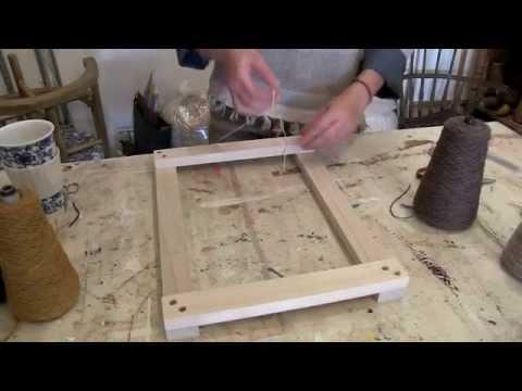 Tapestry Weaving Video