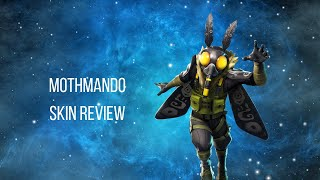 Mothmando Fortnite Skin REVIEW