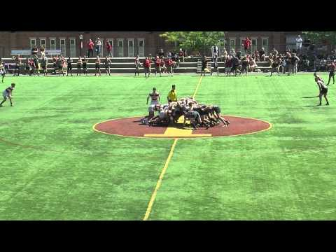 Iona College vs Rutgers University (9/ 5/ 15)