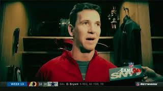 NBC Thursday Night Football VolksWagon & Mazda Post Game Show 2017 WAS@DAL