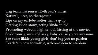 Damian Marley - Grown & Sexy ft. Stephen Marley [Lyrics] [Stony Hill Album 2017]