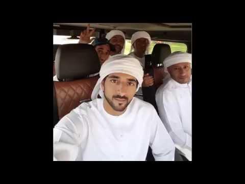 Sheikh Hamdan Daily activities 2015
