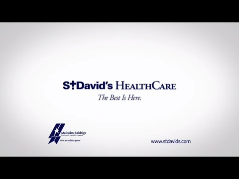 St  David's HealthCare - HCA Healthcare
