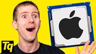 Apple Is MAKING Desktop CPUs!