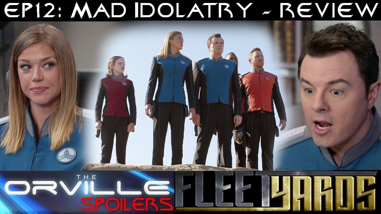 "Download Orville S01E12 ""Mad Idolatry"" Spoiler Review/Analysis - Fleetyards"