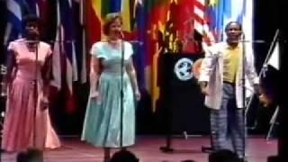 Akeeb Kareem in West Germany 1989 Part 1