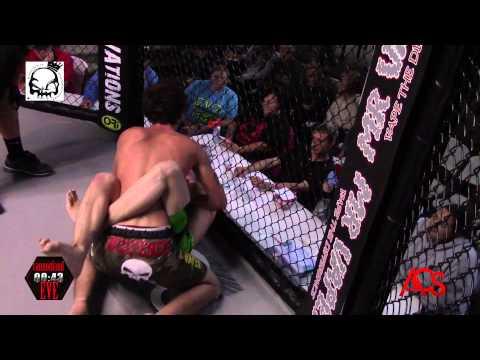 """Knockout"" Promotions 42 At ValDu Jordan Chesbro Nick Hilberg"