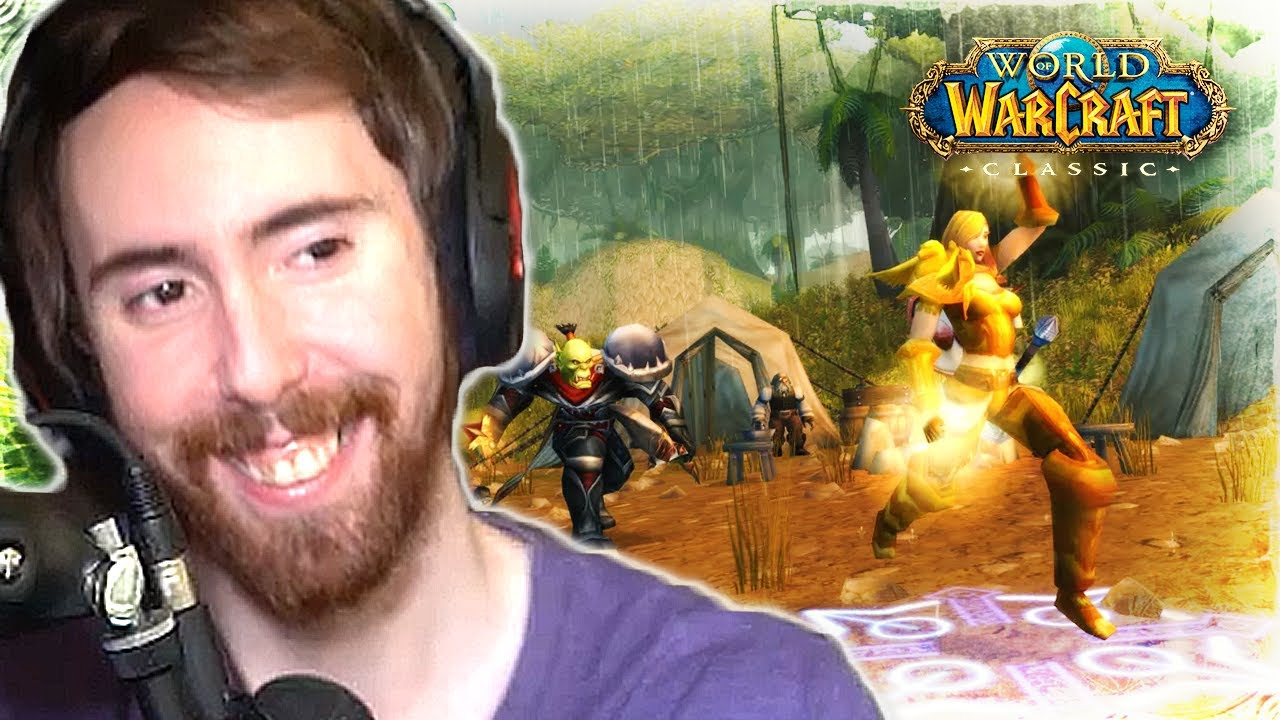 Asmongold Discusses World of Warcraft Classic And What We Left Behind (Reaction & Discussion!) thumbnail