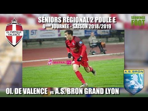 Séquence Foot - SR2 8ème journée - OV vs BRON GRAND LYON