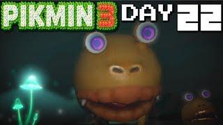 Pikmin 3: Bulbear Brute Squad - DAY 22 (Nintendo Wii U HD Gameplay Walkthrough)