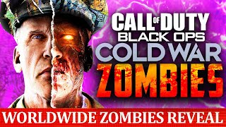 "COLD WAR ""ZOMBIES"" GAMEPLAY TRAILER REVEAL!! [TODAY!] (Call of Duty: Black Ops Cold War Zombies)"