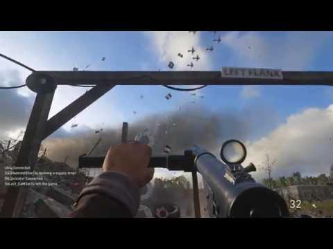 GUN RANGE EASTER EGG COD: WW2 HQ
