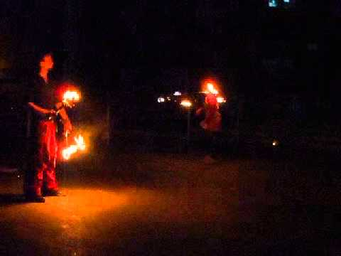 Flaming Circus Skills @ The Forum, Norwich
