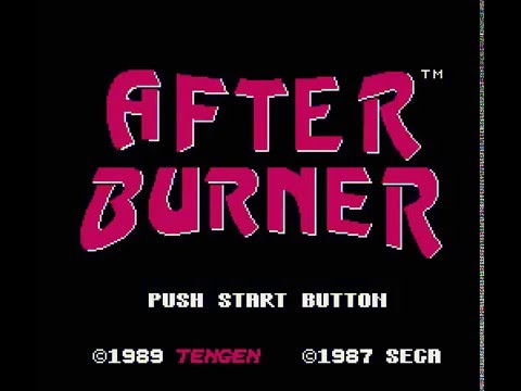 NES Longplay [593] After Burner (Unlicensed)