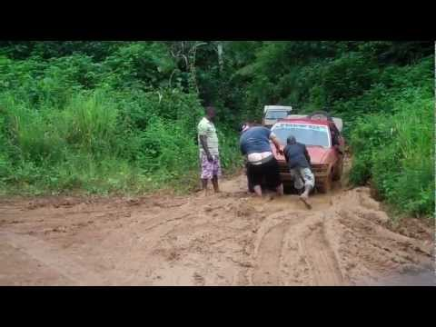 Travel in the Rainy season in Cameroon