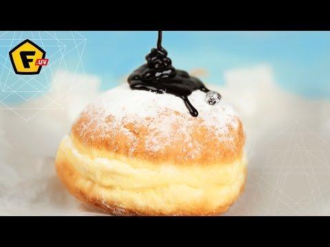 Тесто для пончиков рецепт с