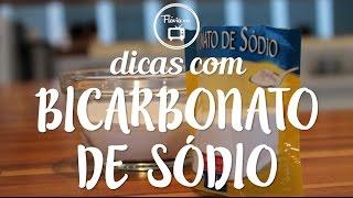 como limpar : dicas com bicarbonato de sódio | Flávia Ferrari