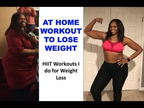 AT HOME WORKOUT FOR WEIGHT LOSS: HIIT – NEED DUMBBELLS 30-45 min