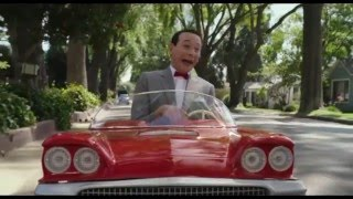 Pee Wee is born to be wild