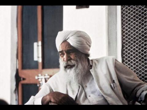 """The Path of the Masters""   Sant Kirpal Singh bandara 2017 no.10   Satguru Sirio Ji"