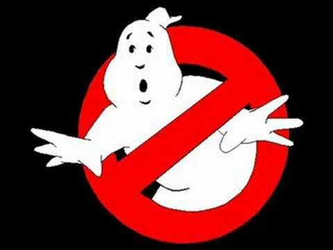 Original GhostBusters Theme Song  YouTube