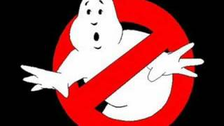 Original GhostBusters Theme Song