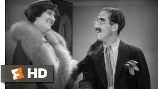 This Means War! - Duck Soup (9/10) Movie CLIP (1933) HD