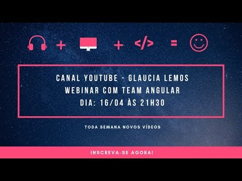 Webinar - Angular Brazilian Team thumbnail