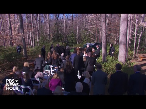 WATCH LIVE: Rev. Billy Graham's funeral