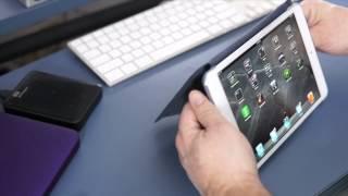 Gambar cover Moshi VersaCover for iPad Mini Review - Best iPad Mini Case
